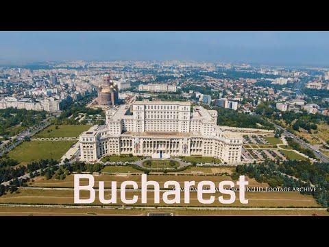 Bucharest / Aerial