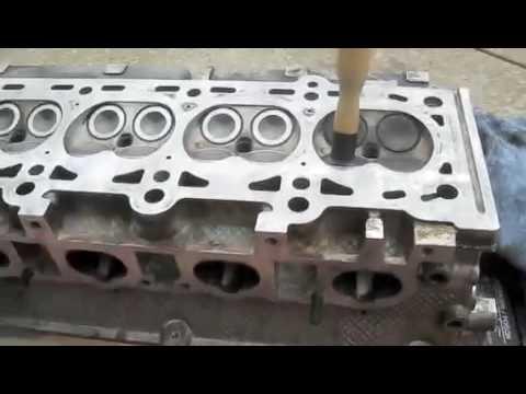 How to lap valves on a 1995 Eclipse Talon 420a head (non-turbo)