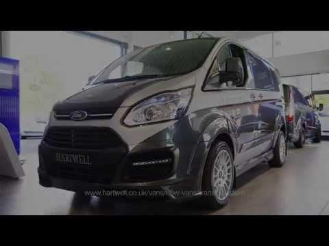Hartwell Ford Transit Custom M Sport
