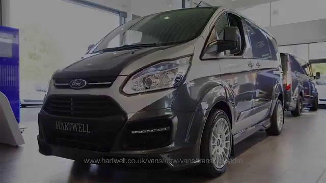Image Result For Ford Transit Custom M Sport