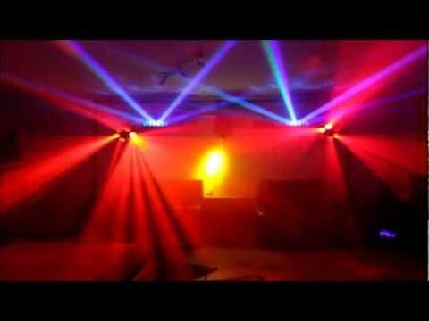 DUBSTEP ZIMMER PARTY - DISCO LICHTER SHOW [HD]