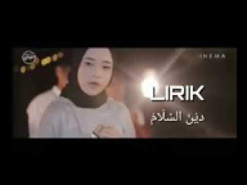 DEEN ASSALAM (LIRIK) cover by SAByA MERDU BANGET