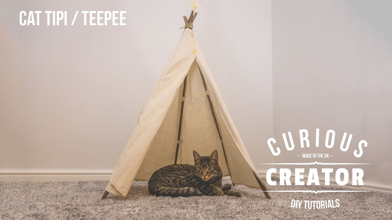 Cat Teepee Uk