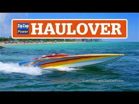 HAULOVER BOATS / Manatee Closing Shot