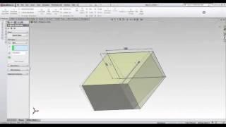 SolidWorks урок для начинающих. Часть 1.