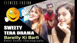 Sweety Tera Drama - Bareilly Ki Barfi | Zumba Dance Choreography | Bollywood Workout Choreography