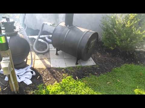 propane tank hook up to house