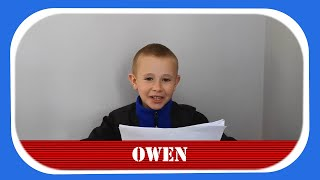Owen | Bwletin Tŷ Ni | Fideo Fi