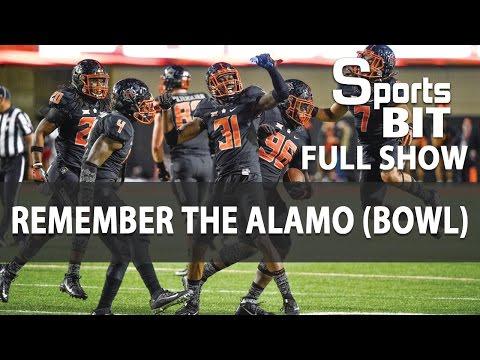 Sports BIT | Remember The Alamo (Bowl) | Sports Center for Bettors