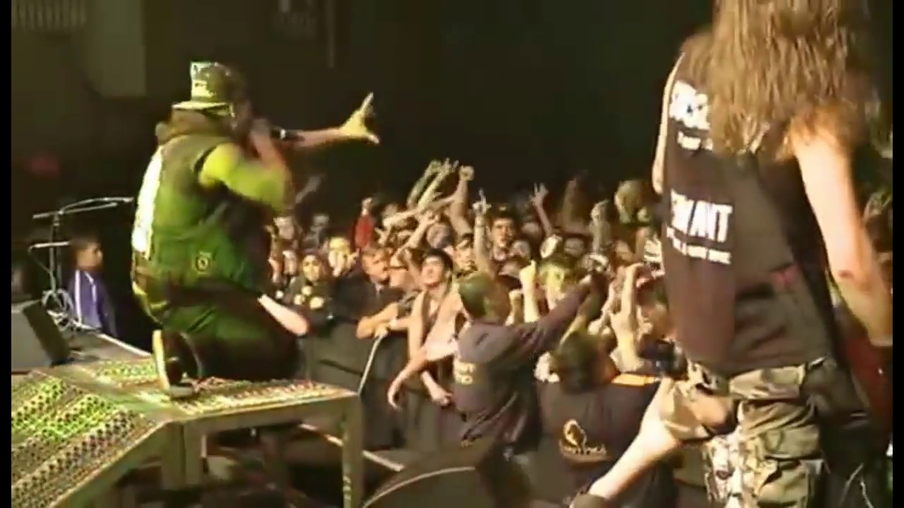 Suicide Silence and Johnny Plague - No Pity for a Coward ...