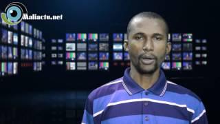 Mali : L'actualité du jour en Bambara (vidéo) Jeudi 15 juin 2017
