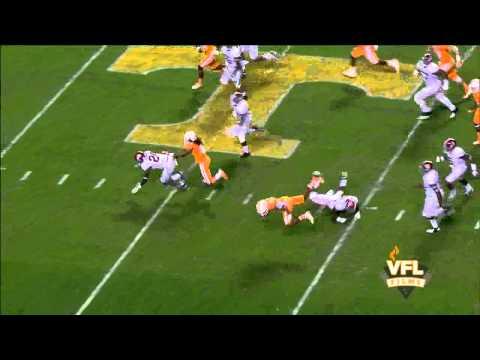 Tennessee vs. Alabama - Joshua Dobbs 30-yard run