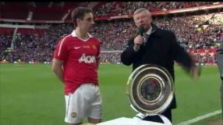 Download Video Gary Neville Testimonial Match Manchester United v Juventus MP3 3GP MP4