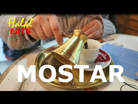 HALAL EATS |  MOSTAR (One-Minute Video Series)