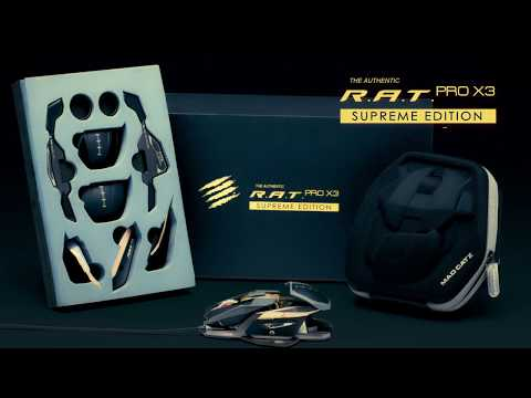 Mad Catz R.A.T. PRO X3 Supreme Edition