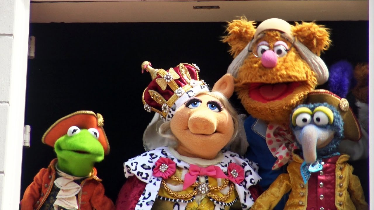 Image result for the muppets present...great moments in american history