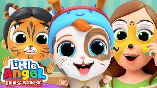 Ayo Tari Binatang! | Lagu Anak | Little Angel Baha
