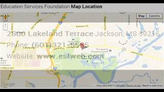 Education Services Foundation Corporate Office Contact Information Thumbnail