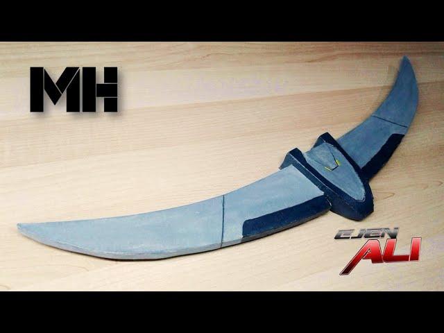 Cara Membuat Boomerang Bobby Ejen Ali The Movie Hari Ke 2 Minggu Handmade Bersama Han Mad E Youtube