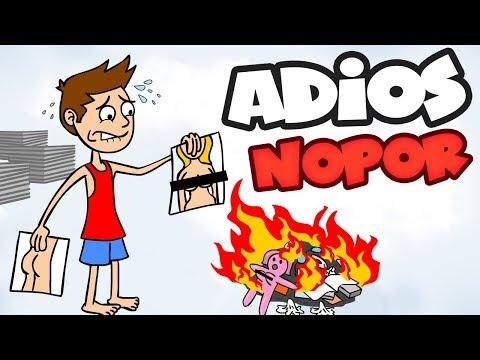 Como dejar de ver NOPOR