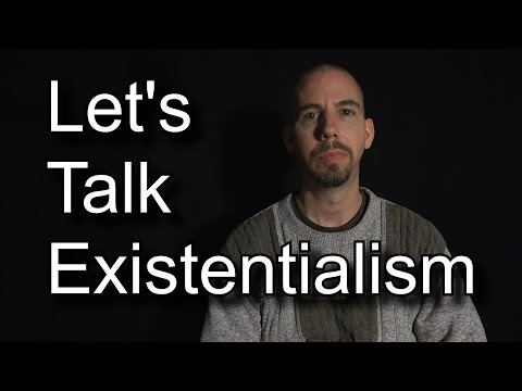 ASMR Let's Talk Existentialism - Exploring Viewer Questions