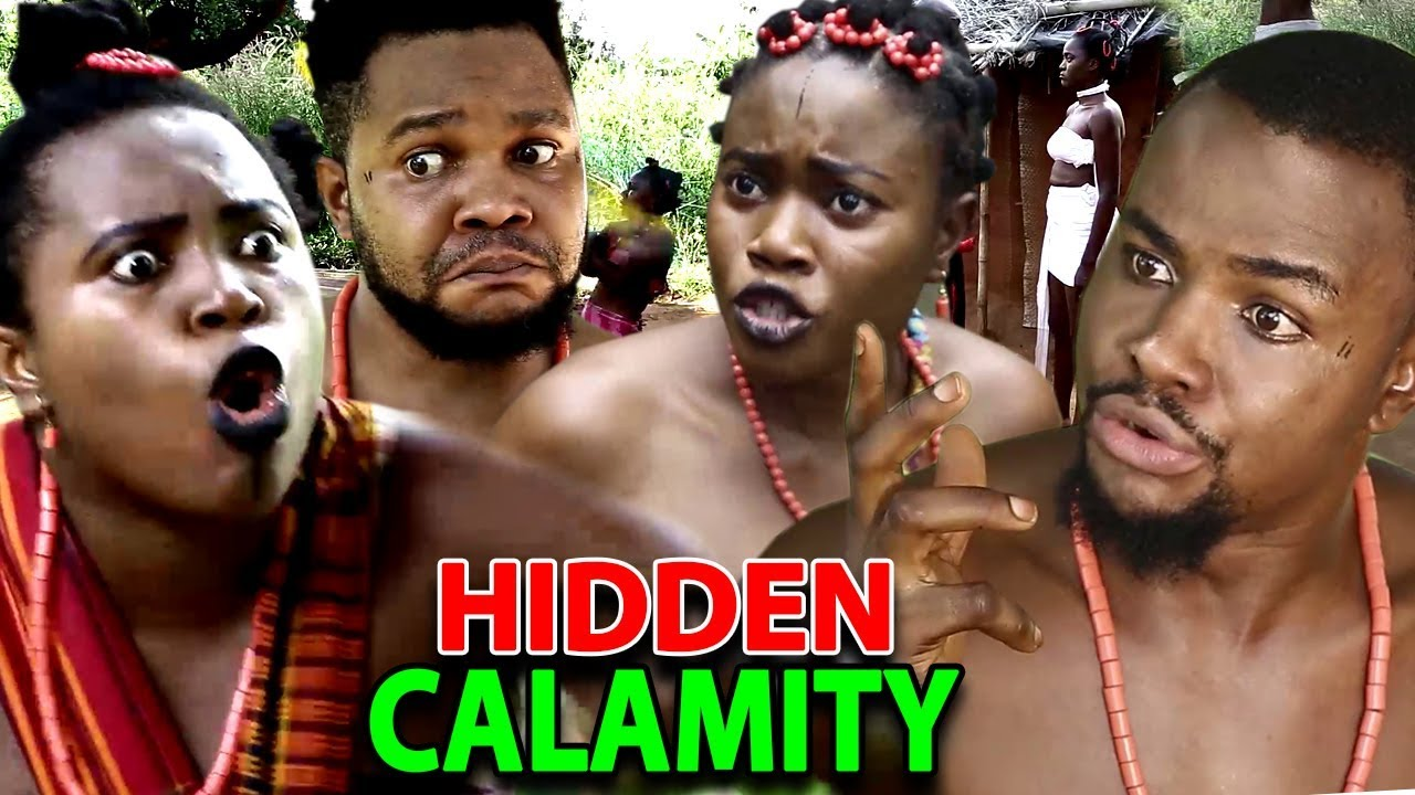 "Download HIDDEN CALAMITY SEASON 1&2 ""FULL MOVIE"" - 2020 Latest Nollywood Epic Movie Full HD"