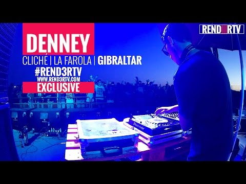 Denney Exclusive Render TV  Live set La Farola Cliché Gibraltar