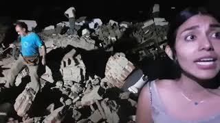 Graves daños en Juchitán Oaxaca tras el temblor