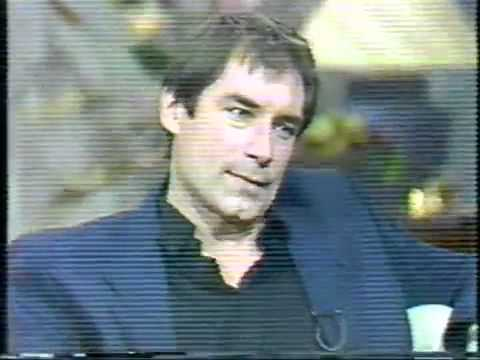Timothy Dalton interview on Good Morning America (1987)