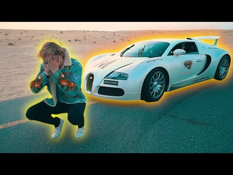 HOW I BROKE A $1,500,000 BUGATTI SUPERCAR...