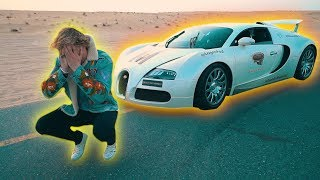 how i broke a 1 500 000 maverick bugatti supercar