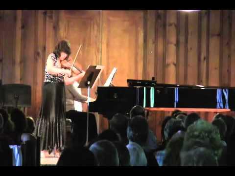 Brahms Violin Sonata #3 in D Minor, Opus 108
