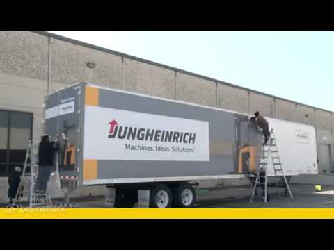 Junghenrich Driving Innovation Roadshow