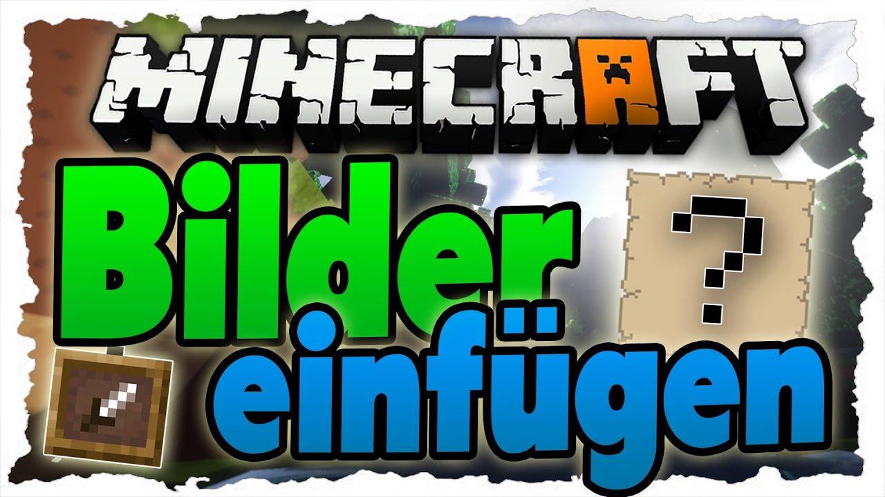 Benutzerdefinierte bilder in minecraft einf gen - Minecraft bilder ...