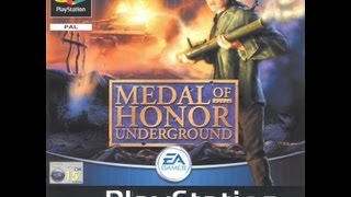 Medal of Honor Underground (PS1) | PC Gameplay