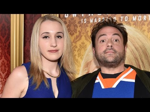 Kevin Smith's Daughter Harley Quinn Says She Was Nearly Abducted by Imposter Uber Drivers