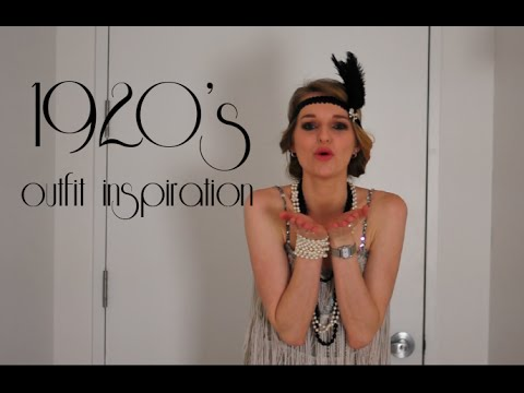 1920s outfit inspiration diy youtube 1920s outfit inspiration diy solutioingenieria