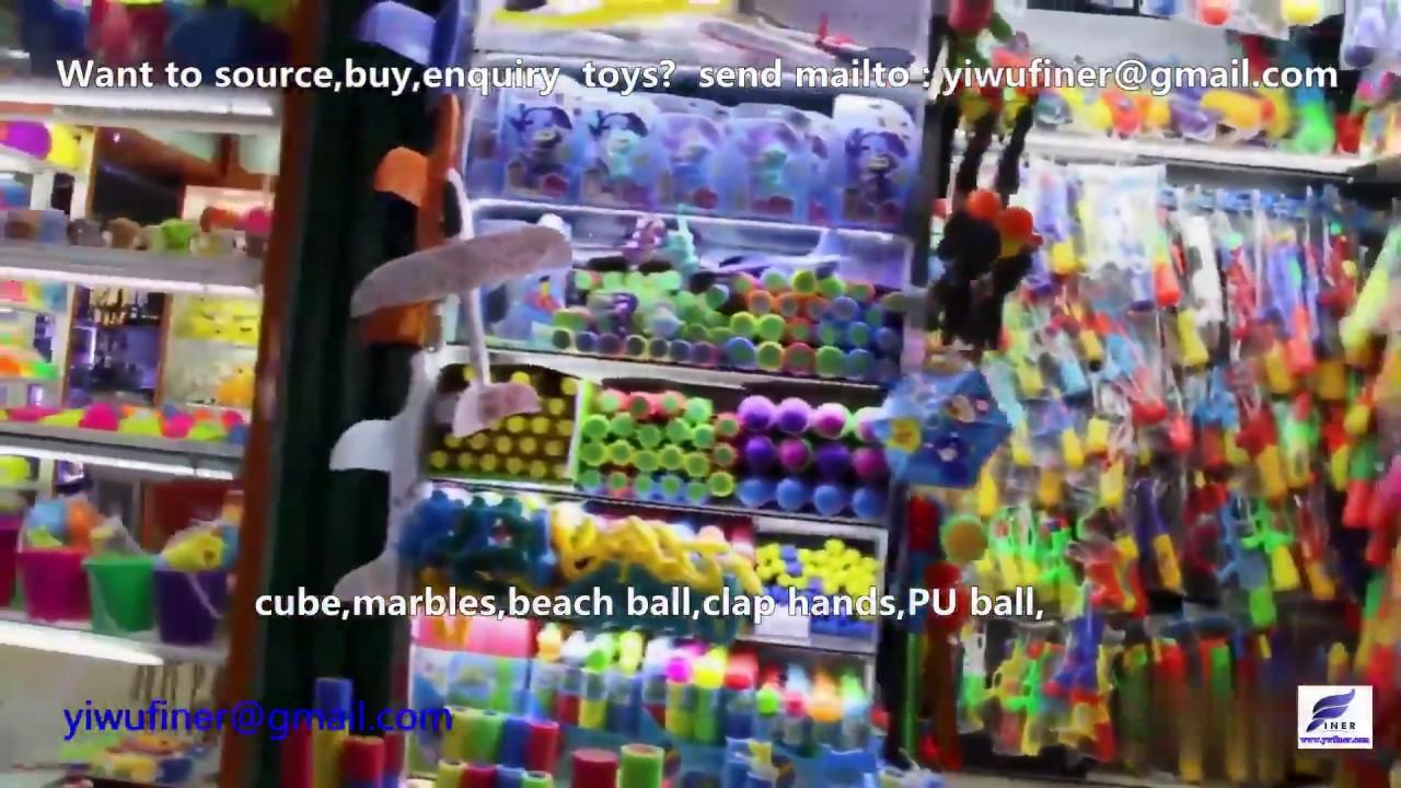 wholesale toy market in china yiwu market
