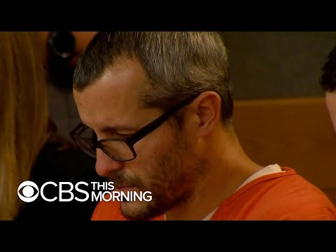 Christopher Watts sentenced to life in prison for killing family