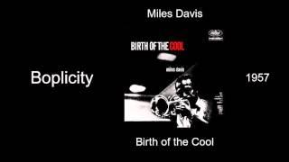 Miles Davis - Boplicity - Birth of the Cool [1957]