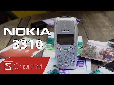 Schannel - Ngược dòng thời gian: Mở hộp Nokia 3310 (2000) - CỤC GẠCH huyền thoại!!!!
