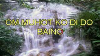Uhoto No Ginawo Nu By Bonaventure Juili Matimbun