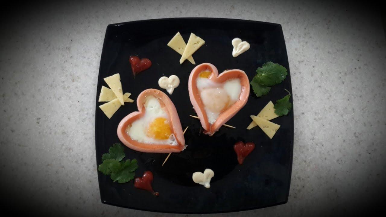 009. Как приготовить романтический завтрак DIY