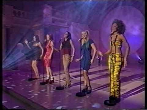 Spice Girls Too Much @ Des O Connor www spicemedia org