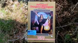 Gateway to the Savage Frontier Unboxing (PC) ENGLISH
