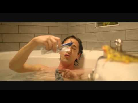 """Funny moments of Adrien Brody in """"Boredom"""" 