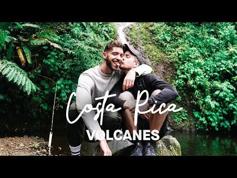 LA OTRA COSTA RICA: ENTRE VOLCANES Y MONTAÑAS (4K) enriqueales