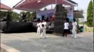 PERFOM CAPOEIRA STKIP PGRI TULUNGAGUNG