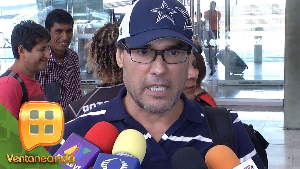 Eduardo Yáñez revela que le da 'hueva' la prensa | Ventaneando - YouTube