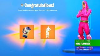 14 DAYS OF ESTATE ON FORTNITE!! FREE ASSURDE REWARDS